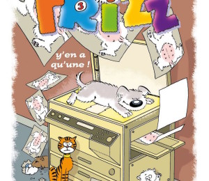 couverture Frizz tome 3
